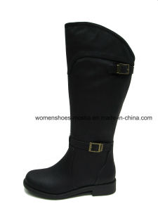Hot Sale Wholesale Lady fashion Women Long Boots for Winter