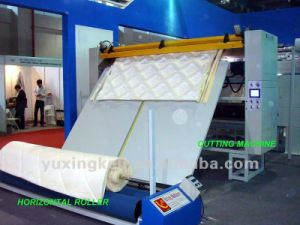 Yuxing Cm-94 Automatic Cutting Machine, Fabric Cutting Panel, Auromatic Mattress Cutter pictures & photos