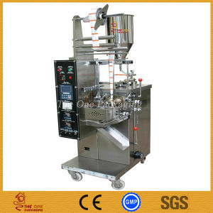 Vertical Water Packaging Machine/Shampoo Packing Machine