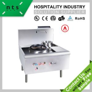 1 Burner Gas Chinese Wok Range pictures & photos