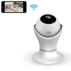 Wholesale Two Way Audio 1080P P2p Home Security WiFi CCTV IP Camera pictures & photos