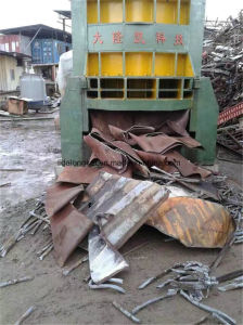 800ton Horizontal Automatic Steel Shearing Machine pictures & photos