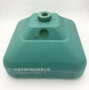 China High Quality 28 Liter Sun Umbrella Water Base T2 G China Flagpole Seat Plastic Base