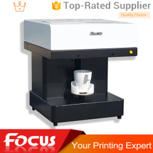 Fast Print Speed Full Automatic Foam Drinks Beer Latte Coffee Printer pictures & photos