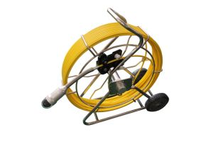Underwater Fiberglass Cable for Pipe Inspection Camera System pictures & photos