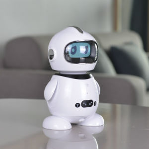 Smart Early Education Learning Robot with Voice Recognization Story Teller