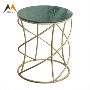 China Dining Room Furniture Small Tempered Glass Top Coffee Table Metal Tea Table China Coffee Table Side Table