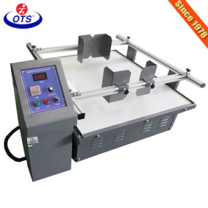 China Market Ista Transportation Vibration Simulation Test Machine