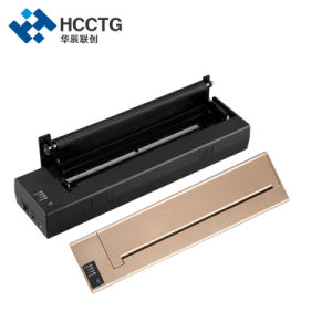 Small Bluetooth Interface Thermal Roll Paper A4 Pocket Printer for Mobile (HCC-A4P)