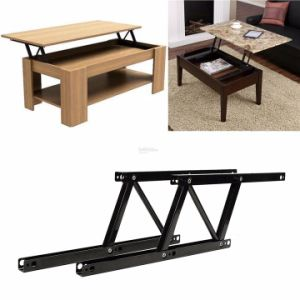 China Lift Up Top Coffee Table Lifting Frame Mechanism Spring Hinge