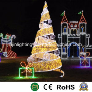 LED Christmas Tree Light For Garden And Home Decoration
