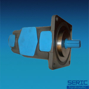 Sqpq42 Hydraulic Oil Vane Pump pictures & photos