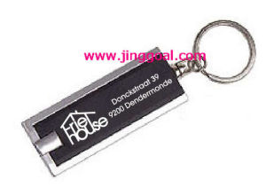 LED Keychain Light Promotion Gift pictures & photos