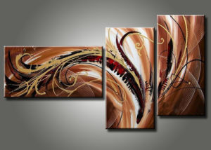 New Design Beautiful Canvas Oil Painting