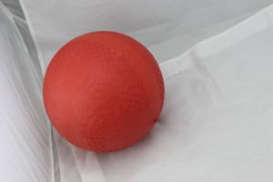Rubber Basketball for Promotion (SG-0377) pictures & photos