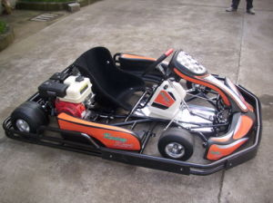 Go Kart with Safety Bumper (SX-G1101-1A)