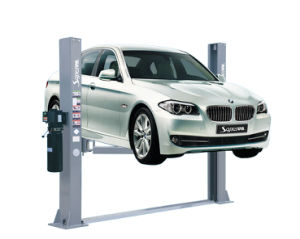 Deluxe Two Car Lift with CE