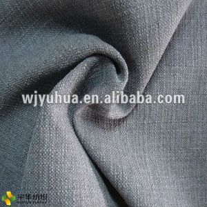 100%Polyester Linen-Like Fabric for Curtain Home Textile