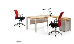 Wholesale Modern Manager Melamine Desk Office Table Design (BS-D014) pictures & photos