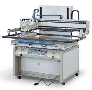 Horizontal-Lift Dual Band Flat-Bed Screen Printing Machine (FB-7050) pictures & photos