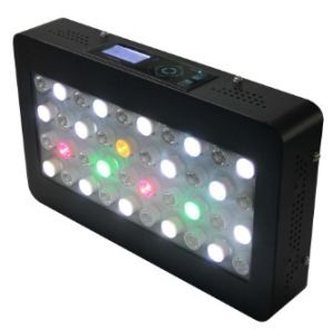 120W Programmable LED Aquarium Light with 3 Channels and 5 Channels