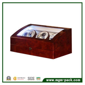 2017 Factory Price Branded Wooden Watch Box pictures & photos