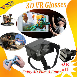 3D Movies Plastic Google Cardboard 3D Glasses Manufacture in China