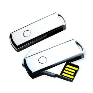 Metal USB Flash Drive USB Stick Disk (M-02B) pictures & photos