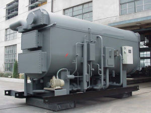 Gas Fired Libr Absorption Chiller/Heater pictures & photos
