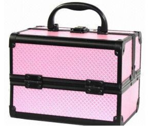 Pink Makup Cases