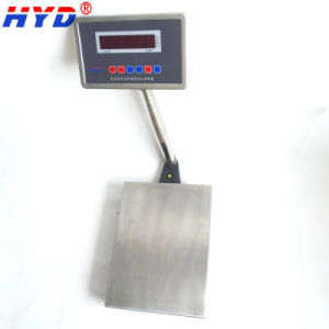 Haiyida Dual Power Digital Stainless Steel Scale (HXK3) pictures & photos