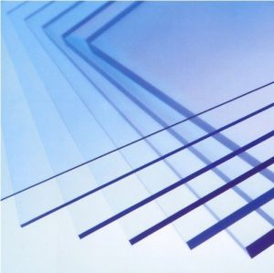 Polycarbonate Anti-Scratch Sheet (HSL-AS)