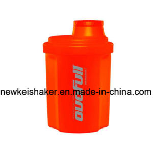 300ml Shaker Bottle with Strainer pictures & photos