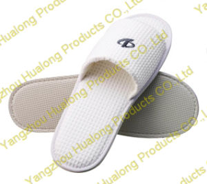 Disposable Hotel Bathroom Indoor Slipper