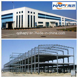 World Class Prefabricated Steel Structure House with SGS Certification pictures & photos