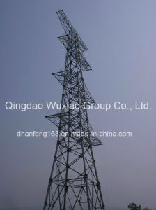 Power Transmission Angle Steel Tower pictures & photos