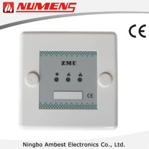 Addressable 2-Wire Fire Detection and Alarm System Zone Input Module, 24V pictures & photos