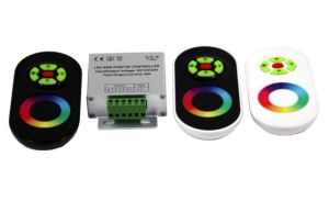 Color Adjustable--Wireless RGB LED Controller (640000 Colors) pictures & photos