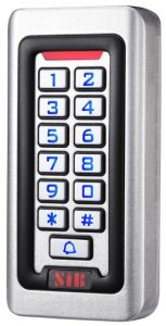 New Keypad Metal Access Control RFID Reader (S602MF-W)