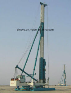Electro Hydraulic Track Pile Driving Rig pictures & photos