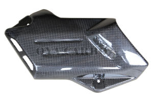 Carbon Fiber Motorcycle Side Panel for Aprilia Mana 850 2009-2010