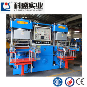 Vacuum Rubber Machine for Rubber Silicone Products (KS200V2) pictures & photos