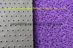 Very Fashion Design Spike Backing PVC Coil Mat