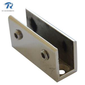 Stainless Steel Clamp for Glass (RSFH011)