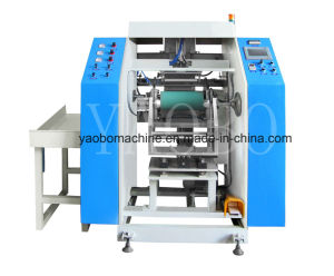 Ybcr-300 PVC Food Cast Film Auto Rewinding Machine