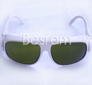 CE 190-450nm 800-2000nm Laser Protective Glasses UV IR Laser Protective Goggles