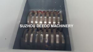 Solid Waste Shredder or Medical Waste Shredder pictures & photos