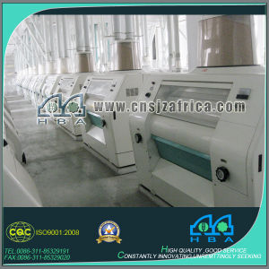 European Standard Fully Automatic Wheat Flour Mill