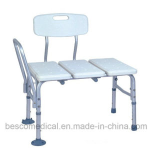Transfer Shower Chair with Back (BES-BC14A)
