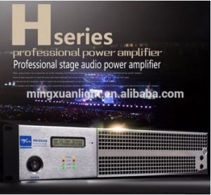 Reiz Series 2 Channels Professional Digital Power Amplifier pictures & photos